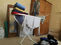 Ikea Mulig Laundry Drying Rack for sale until Monday