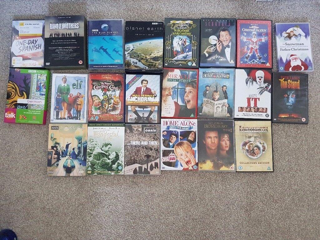 DVD Collection - Job Lot 22 DVD's