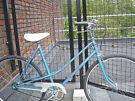 Beautiful designer bike after Peugeot Vintage Lightweight Single Speed, serviced