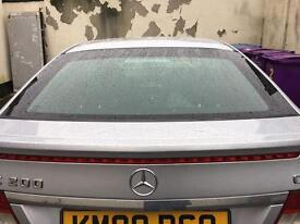 Mercedes clc diesel may px for Bmw 1 series or 3 series