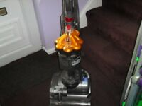 dyson DC27 fully tooled with warranty
