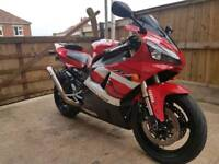 Yamaha yzf r1 may consider a swap for something sit up