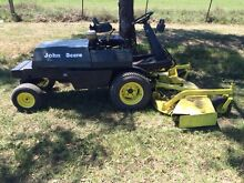 John Deere 3 cylinder Diesel slasher/mower ready for work Penrith Penrith Area Preview