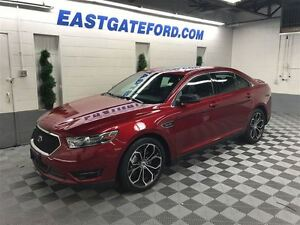2016 Ford Taurus SHO Ford Executive Driven