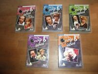 George & Mildred Complete Series 1-5 DVD Box Sets (85#)