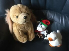 Collection of Childrens Soft Toys.
