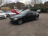 BMW 320D E90 Black Saloon