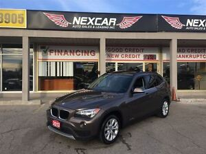 2013 BMW X1 AUTO* AWD LEATHER PANORAMIC ROOF 84K