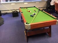 6ft Pool Table for sale - central Birmingham