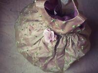 Never worn bridesmaid/flower girl dress