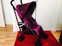 Silver Cross Zest Pushchair