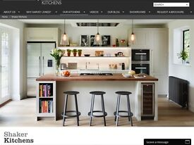 Kitchen fitter/ joiner