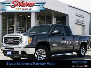 2009 GMC Sierra 1500 Nevada Edition