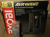 AirBrad 18 Gauge Air Nail Gun