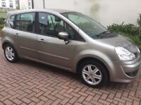 2010 Renault Grand Modus Full History&Mot Low Mileage Like clio Cheap To Insure