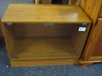 Glass - Fronted Cabinet (#43133) £30
