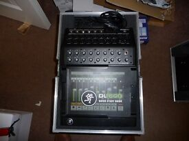 Mackie DL1608 Digital Mixing Desk