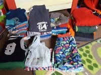 Boys bundle 2 to 4 yrs 40 items