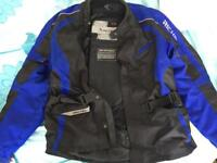 Men's Motorcycle Jacket, Trousers and Gloves set
