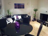 Delightful, modern, well presented 2 double bed ground floor flat