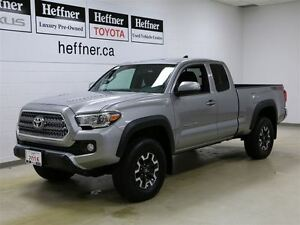 2016 Toyota Tacoma SR5 V6 with Navigation
