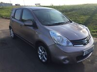 2010 Nissan Note N-TEC Automatic