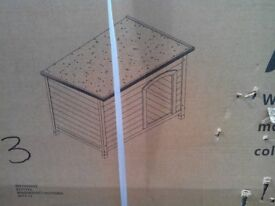 Brand new in box dog or cat kennel