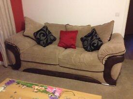 Buoyant 3 seater sofa