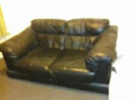 Sofa italien leather