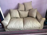 Sofa/pull out double bed