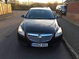 Vauxhall Insignia 2.0 CDTi 2012