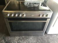 FLAVEL STAINLESS STEEL RANGE COOKER VERY GOOD CONDITION 🌎🌎