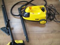 Little Yell Steam Cleaner--Not working