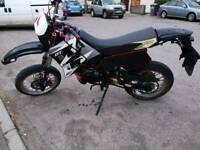 Yamaha dt 125 r 1990