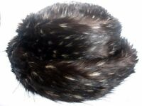 Accessorise Fur Hat; Ladies; Immaculate Condition, one size.