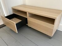 TV unit with drawers for sale