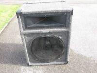 Skytronic PA Speaker Cabinet