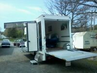 Spa Capsules/Mobile lorry business, stress away unit - READY TO USE