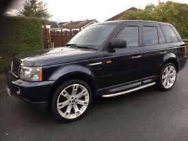 RANGE ROVER SPORT HSE****LOTS OF NEW PARTS***