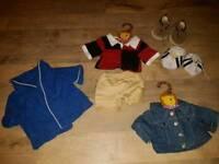 Bear Factory Clothes
