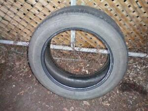 1 Nokian WR G3 Tire * 205 55R16 94H XL * $30.00 .  M+S / Winter Tire ( used tire )