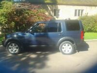 Land Rover Discovery 3./7 seater.£6600ONO