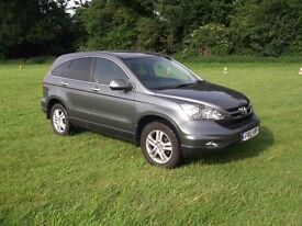 Honda CRV SE+ i-Vtec 2012 2 litre petrol 6 speed manual 4wd