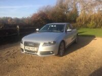 AUDI A4 2011 Silver VGC full manufacturers service history