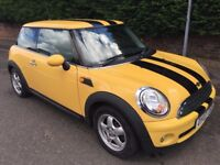 MINI COOPER ** 07 PLATE ** 59,000 MILES ** NEW SHAPE ** ONE OWNER **