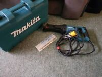 MAKITA RECIPROCATING SAW GOOD CONDITION !!!