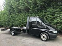 Transit recovery truck not sprinter Iveco