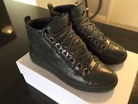 Balanciaga Boots Size 5
