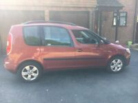 Skoda Roomster 1.6 2 5dr: Full Service history - 1 previous owner from new - HPI certificate