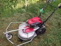 Honda UM536 professional lawn mower